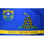 Don't Tread On Me Nevada 3' x 5' Polyester Flag