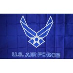 Air Force Wings 3' x 5' Polyester Flag