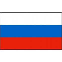 Russia Republic 2' x 3' Polyester Flag
