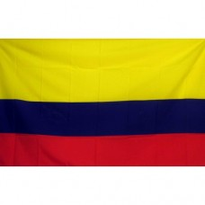 Colombia 2' x 3' Polyester Flag