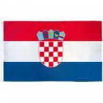 Croatia 2' x 3' Polyester Flag