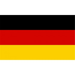 Germany 2' x 3' Polyester Flag