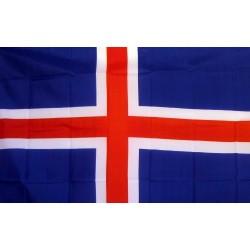 Iceland 2' x 3' Polyester Flag