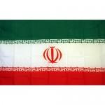 Iran 2' x 3' Polyester Flag