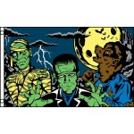 Fright Night 3' x 5' Polyester Flag