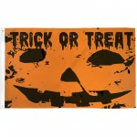 Trick Or Treat Halloween 3' x 5' Polyester Flag