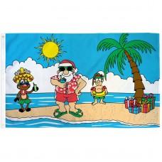 Christmas Island 3' x 5' Polyester Flag