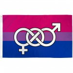 Bisexual Pride 3' x 5' Polyester Flag