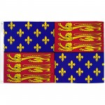 King Edward III 3' x 5' Polyester Flag