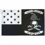 War of 1812 Don't Tread On Me 3' x 5' Polyester Flag