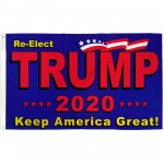 Trump 2020 Keep America Great 3' x 5' Polyester Flag