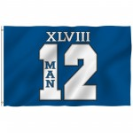 Seattle Seahawks Champions 3' x 5' Polyester Flag