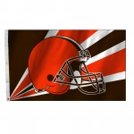 Cleveland Browns 3'x 5' NFL Flag