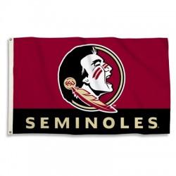 Florida State Seminoles 3'x 5' College Flag
