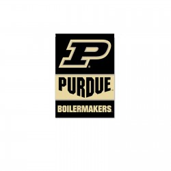 Purdue Boilermakers Double Sided Banner
