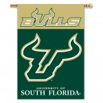 South Florida Bulls Double Sided Banner