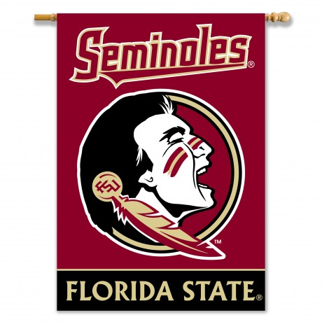 Florida State Seminoles NCAA Double Sided Banner