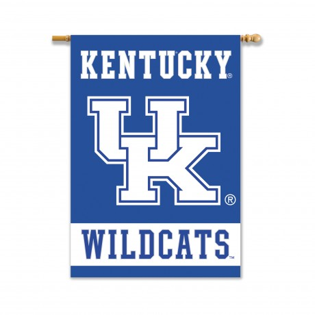 Kentucky Wildcats NCAA Double Sided Banner
