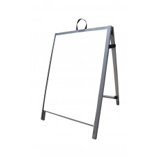 "36"" Aluminum A-frame - Corex White Panels"