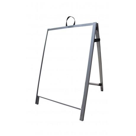 "36"" Aluminum A-frame - Dry Erase Panels"