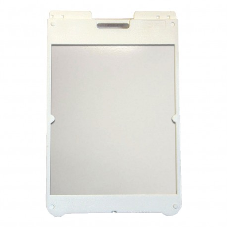 "25"" x 36"" White Poly Plastic A-Frame - Dry Erase Panels"