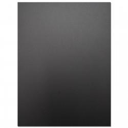 "18"" x 24"" Chalkboard Black Replacement Panel"
