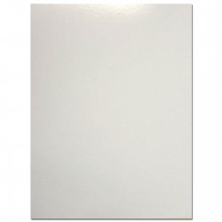 "18"" x 24"" Dry Erase White Board Replacement Panel"