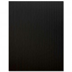 "22"" x 28"" Correx Black Replacement Panel"
