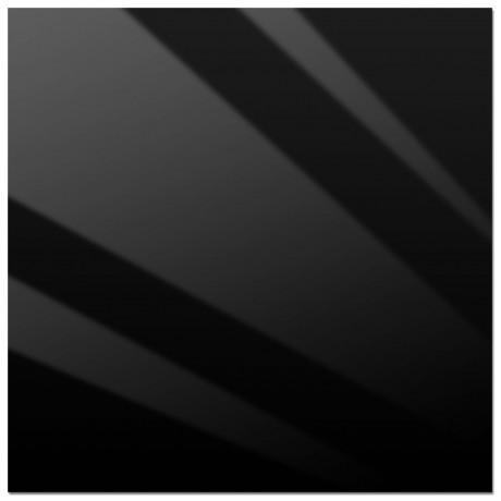 "24"" x 24"" Acrylic Black Replacement Panel"
