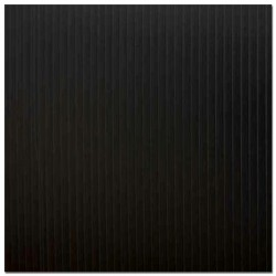 "24"" x 24"" Correx Black Replacement Panel"