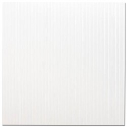 "24"" x 24"" Correx White Replacement Panel"