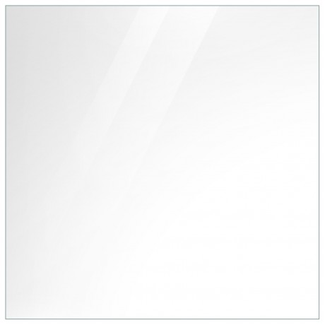"""24"""" x 24"""" Clear Acrylic Plexi Shield"""