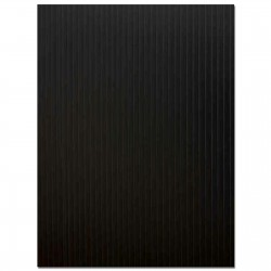 "24"" x 32"" Correx Black Replacement Panel"