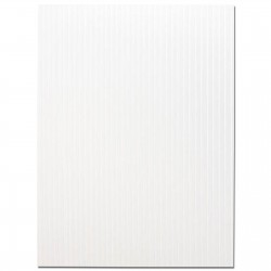 "24"" x 32"" Correx White Replacement Panel"