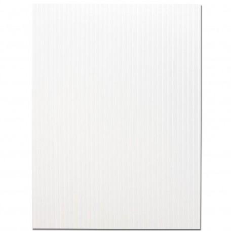 "24"" x 32"" Correx White Replacement Panel"