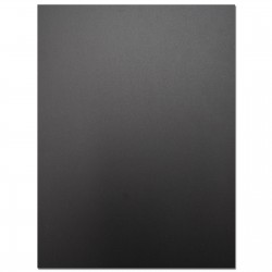 "24"" x 32"" Chalkboard Black Replacement Panel"