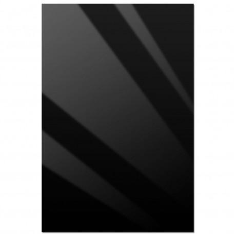 "24"" x 36"" Acrylic Black Replacement Panel"