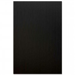 "24"" x 36"" Correx Black Replacement Panel"