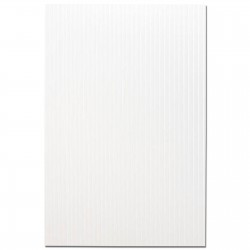 "24"" x 36"" Correx White Replacement Panel"