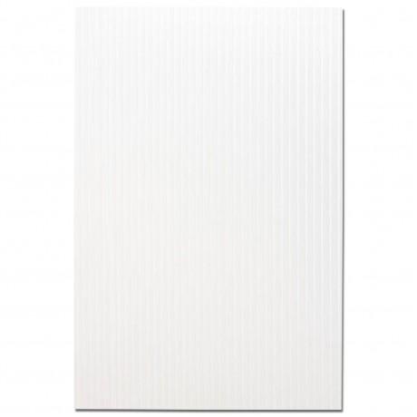 "24"" x 36"" Correx White Replacement Panel"