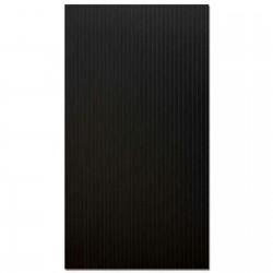 "24"" x 44"" Correx Black Replacement Panel"