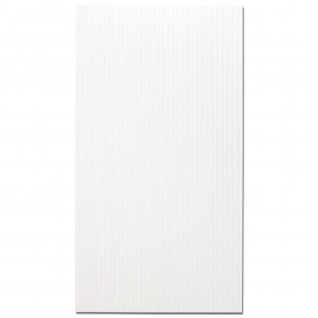 "24"" x 44"" Correx White Replacement Panel"