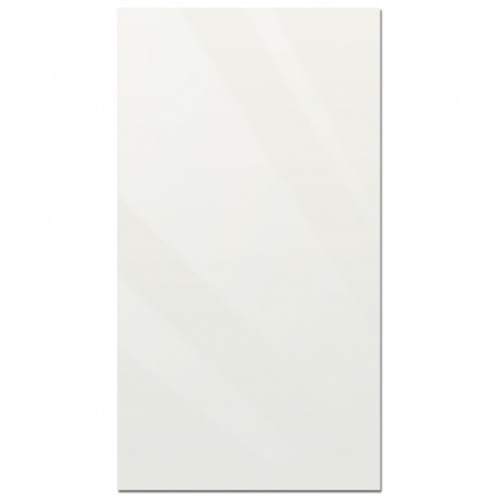 """24"""" x 44"""" Acrylic White Replacement Panel"""
