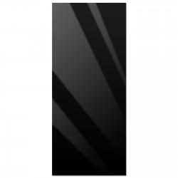 "24"" x 56"" Acrylic Black Replacement Panel"