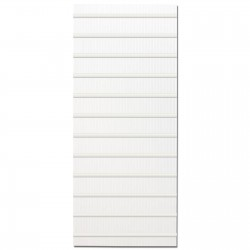 """24"""" x 56"""" Letter Track Replacement Panel"""