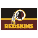 WASHINGTON REDSKINS 3' x 5' Polyester Flag