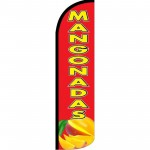 Mangonadas Windless Swooper Flag