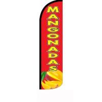 Mangonadas Windless Swooper Flag