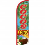 Cocos Frios Windless Swooper Flag
