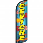 Ceviche Windless Swooper Flag